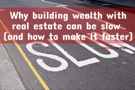 why-building-wealth-with-real-estate-can-be-slow-600x400