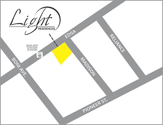 light map